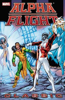 Alpha Flight Classic 3 By Byrne, John/ Mantlo, Bill/ Mignola, Mike (ILT)